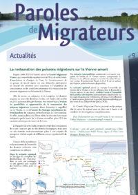 Paroles de Migrateurs N°9