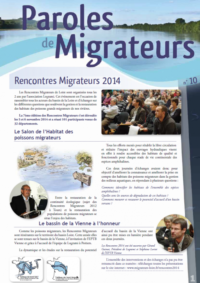 Paroles de Migrateurs n°10