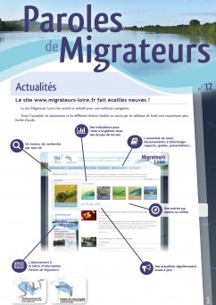 Paroles de Migrateurs n°12