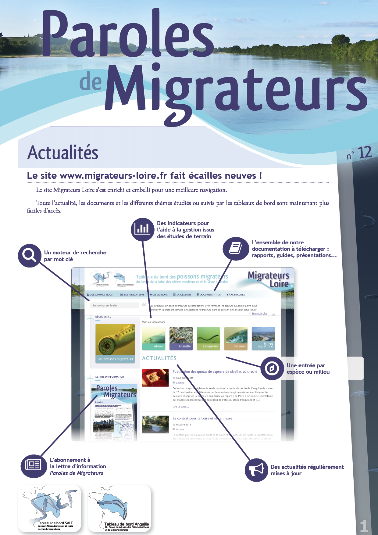 Paroles de Migrateurs N12