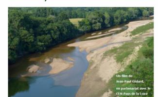 Projection du film «Pour une Loire vivante des bras, des boires… des annexes»