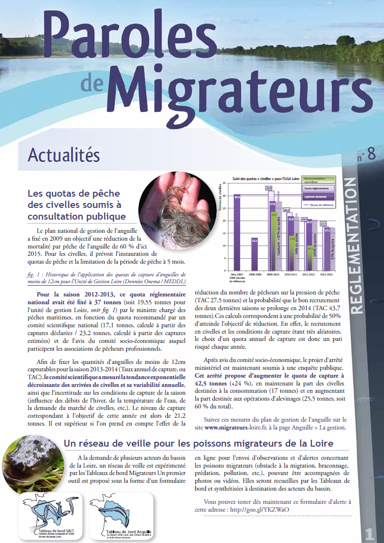 Paroles de Migrateurs N°8