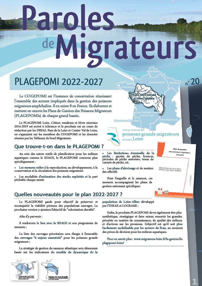 Paroles de Migrateurs N20